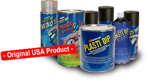 PlastiDip cans