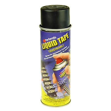 Liquid Tape Spray schwarz